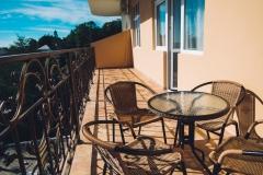 балкон семейный люкс